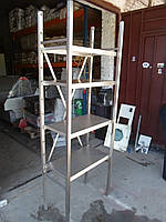 Стеллажи металлические из нержавеющей стали, фото 1