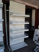 Стеллажи для кондитерских изделий б/у, кондитерские стеллажи б у, торговые стеллажи б/у., фото 1