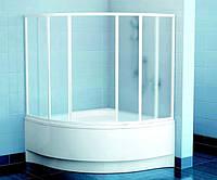 Шторка для ванны RAVAK VDKP 4 GENTIANA/NewDay 140 RAIN
