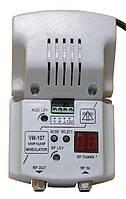 Модулятор МВ-ДМВ VM-107S для видеокамер (моно, питание 12В для видеокамер)