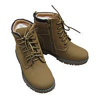 Ботинки зимние для мальчика Olipas