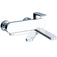 Смеситель для ванны настенный RAVAK Chrome CR 022.00