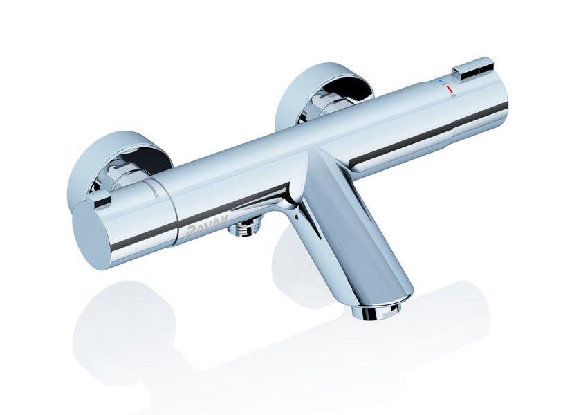 Термостатический смеситель для ванны RAVAK Termo TE 022.00 (X070047)