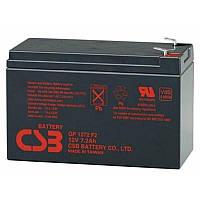 Аккумуляторная батарея CSB 12V 7.2AH (GP1272) AGM longlife (2,4кг)