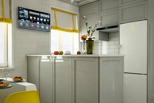 Кухня Прованс 4,9 мп