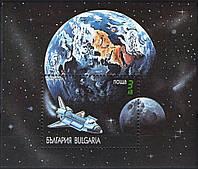 Болгария 1991 космос - блок - MNH,XF