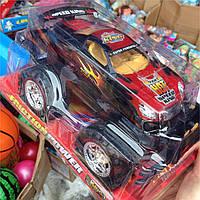 Машинка инерционная Джип, игрушка для мальчиков