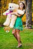 Большой плюшевый мишка 110 см, Украина