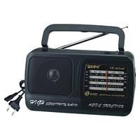 Радіоприймач KB-409 220V (64-108FM)