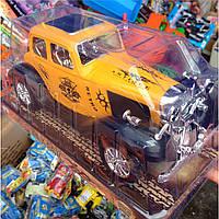 Машинка инерционная Ретро, игрушка для мальчиков