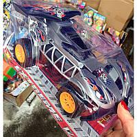 Машинка инерционная спортивная, двухдверная, игрушка для мальчиков