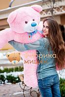 Мишка плюшевый экологический 135 см, Украина