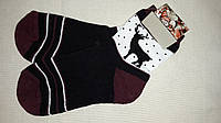 Теплые женские носки с оленем, р-р 23-25, 20