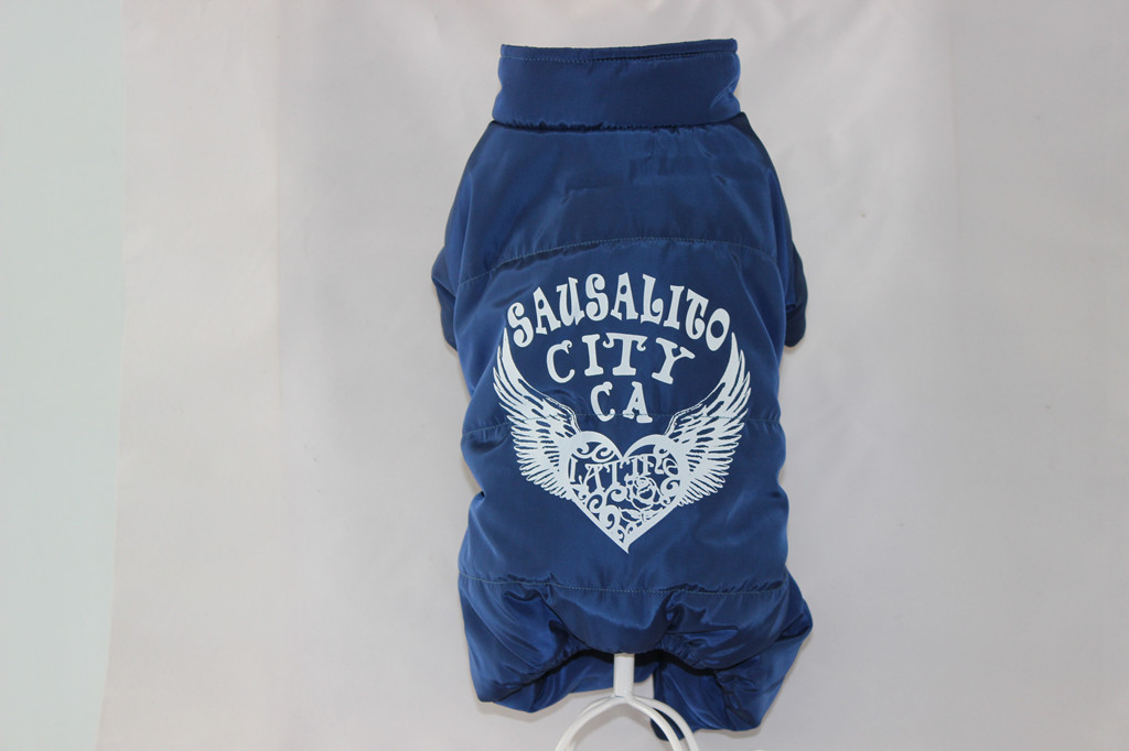 Комбинезон для животных Добаз , Dobaz City синий