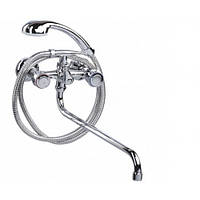Змішувач для ванної/умивальника (з виливом 35 cм) KRYSTAL