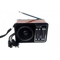 Маленький Радиоприёмник NK-202 (220V, аккумулятор)