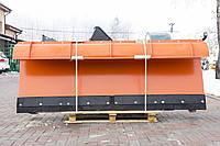 Отвал для снега для телескопических погрузчиков JCB