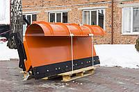 Відвали для снігу для телескопічних навантажувачів