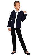 Блузка детская для девочек М-1060 рост 116-164, фото 1