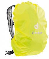 Непромокаемый чехол для рюкзака Raincover Mini Deuter цвет 8008 neon