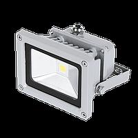 Светодиодный прожектор LED, 10W, IP65(для улицы), Standart