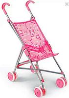 Детская прогулочная коляска для куклы Melobo 9302