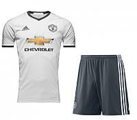 Футбольная форма Манчестер Юнайтед (резервная), сезон 2016-2017