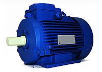Трёхфазный электродвигатель АИР 90 LB8 (1,1 кВт, 750 об/мин)
