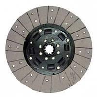 75-1604040-А6 Диск сцепления ведомый (с демферами) (под двиг. Д-242-71) РМ-80, ЮМЗ-80