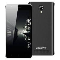 VKworld F1 смартфон 3G, 4 ядра,1/8GB ,5MP черный, фото 1