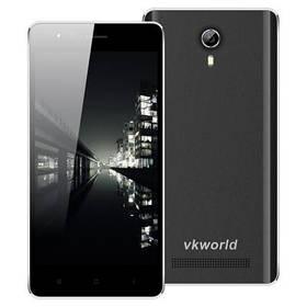 VKworld F1 смартфон 3G, 4 ядра,1/8GB ,5MP черный