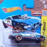 Машинка MATTEL Hot Wheels в индивидуальной упаковке