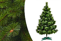 Искусственная сосна европейская зелёная 3 м.