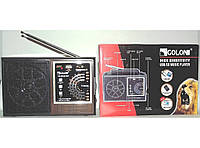 Радиоприемник GOLON RX-9922UAR, переносное радио MP3/WMA