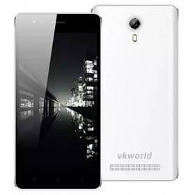 VKworld F1 смартфон 3G, 4 ядра,1/8GB ,5MP белый