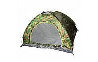Палатка двухместная Woodland