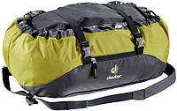 Сумка для веревки Rope Bag Deuter цвет 2170 moss-anthracite