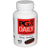 Капсулы для подавления чувства голода, Natural Factors, PGX, 750 мг, 30 капсул