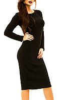 Платье 230 черное 42-44