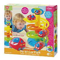 Развивающая игрушка PlayGo Гараж (PLG2805)