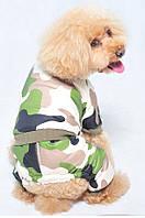 Комбинезон для животных Добаз , Dobaz Military хаки