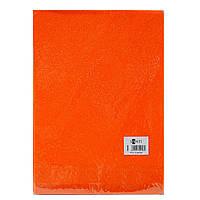 Фетр Santi оранжевый для рукоделия и творчества жесткий