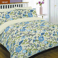 Дешевый Комплект постельного белья ранфорс платинум 12127 двуспальный