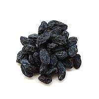 Изюм черный длинный сладкий c хвостиком 1кг (Узбекистан).