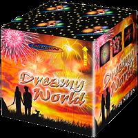 Салют Dreamy World 36 выстрелов