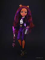 Кукла монстер хай Клодин Вульф серия Сладкие 1600 Monster High Clawdeen Wolf SWEET 1600