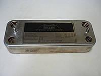 Теплообменник ГВС вторичный пластинчатый Protherm Tigr 24 kw. 14 пл. Art. 0020025294