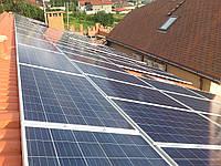 Солнечная электростанция 27 кВт на инверторе Fronius со встроенным дистанционным мониторингом