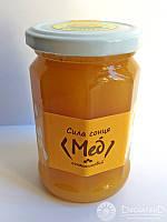 Мёд подсолнечный, 400г