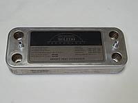 Теплообменник ГВС вторичный пластинчатый Biasi Nova Parva M 90. 10 пл. Art. BI 1001101